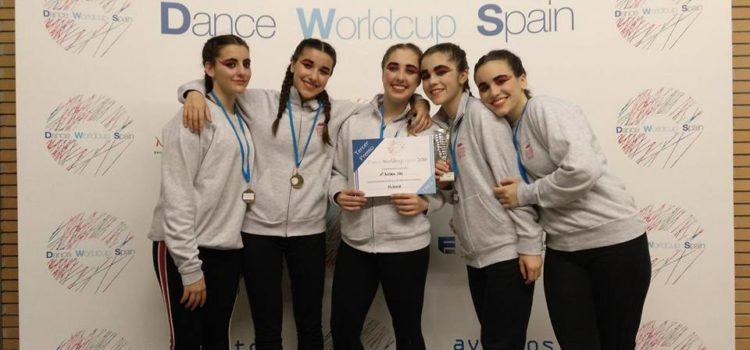 Destacada participación de nuestros alumnos en el Dance Worldcup Spain