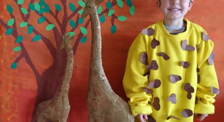 "2n A Ei – ""Projecte les girafes"""