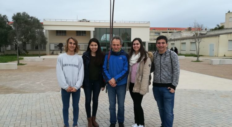 Participació de La Salle Palma a la XXXI Olimpíada de Química de les Illes Balears