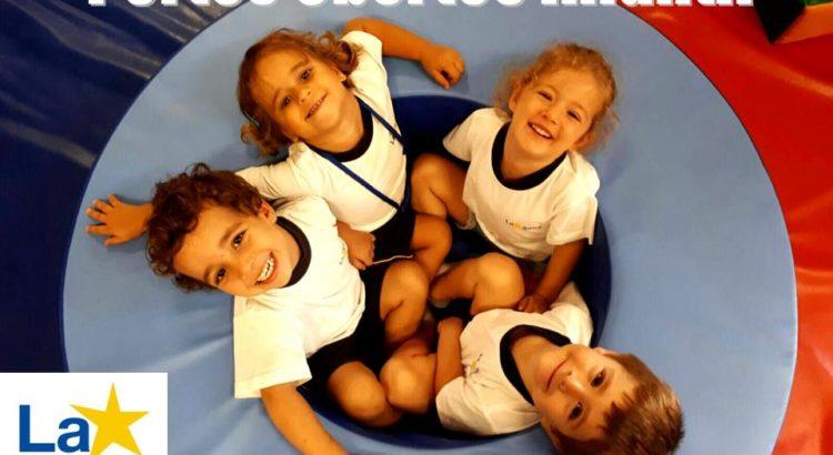 INSCRIPCIÓN- Jornadas de puertas abiertas infantil y ESO