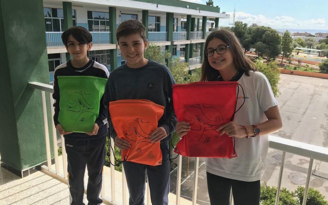 Ganadores de las pruebas Cangur de matemáticas