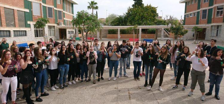 Charla de la Fundación Respiralia a nuestros alumnos