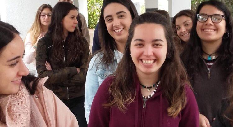 Els alumnes de TAPSD1 visiten ASNIMO
