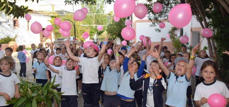 3r d'infantil visita la granja Es Burotell