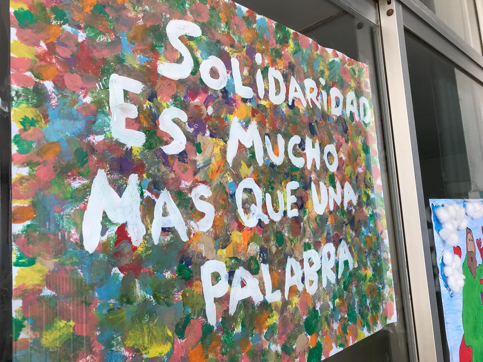ESPECIAL. 5è B EP. Solidaritat és molt més que una paraula. SOLIDARTITAT