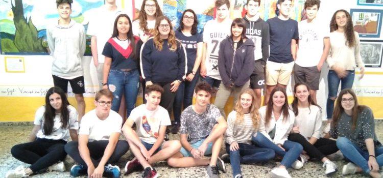 Exposició sobre l'obra de Van Gogh dels alumnes de 3r i 4t d'ESO