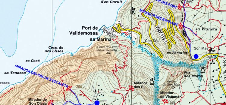 1ª sortida grup senderisme: sa Marina de Valldemossa