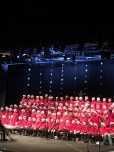Festival de Nadal de primària 2018