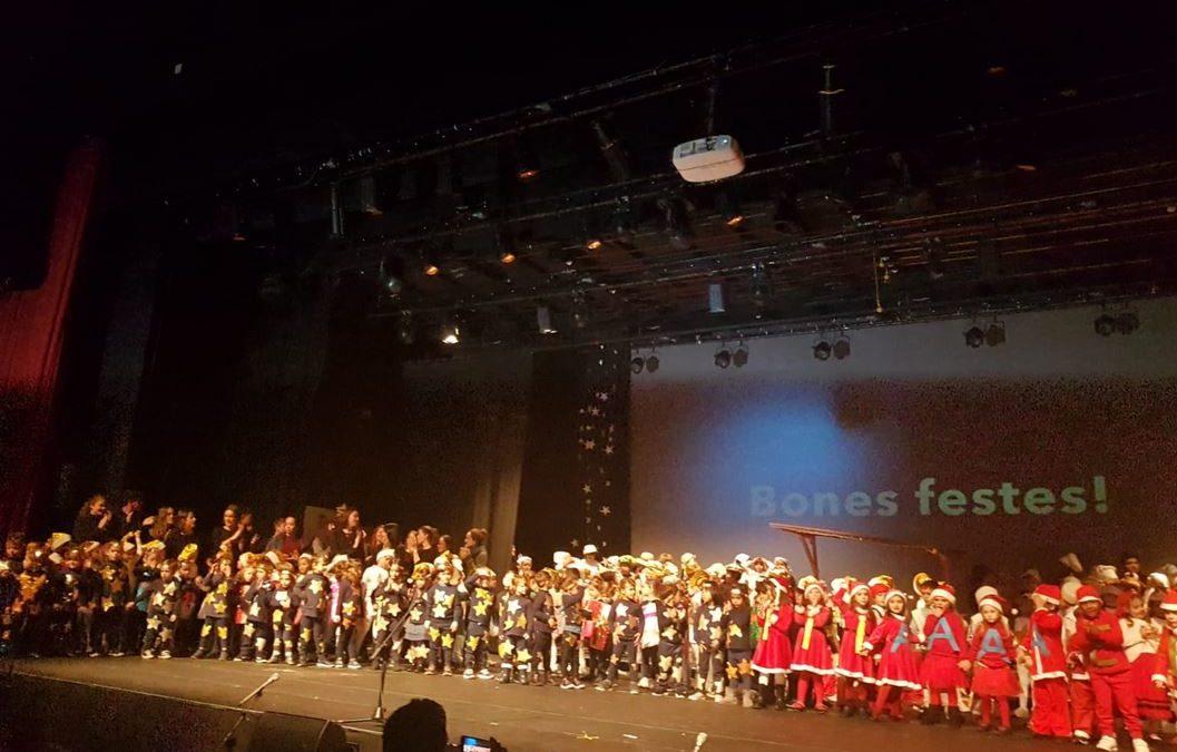 Festival de Navidad de infantil 2018