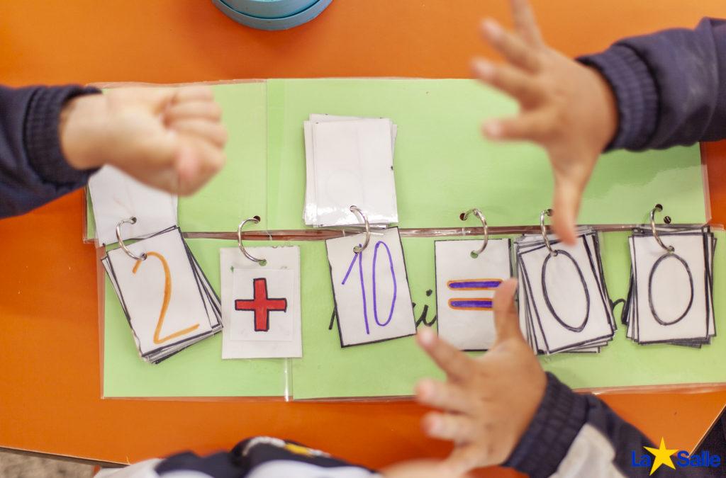 Aprenentatge manipulatiu a Educació Infantil