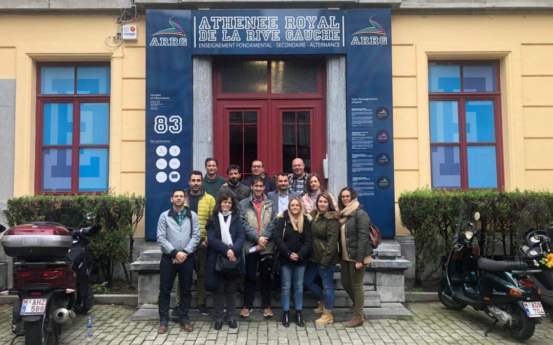 Experiència Erasmus+ professorat 2019